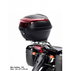 Motorcycle Luggage Box for all bikes
