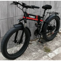 E Bike 1000W foldable + EXTRA BATTERY
